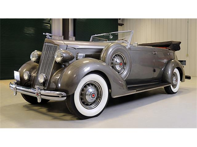 1936 Packard One Twenty Convertible Sedan | 903811