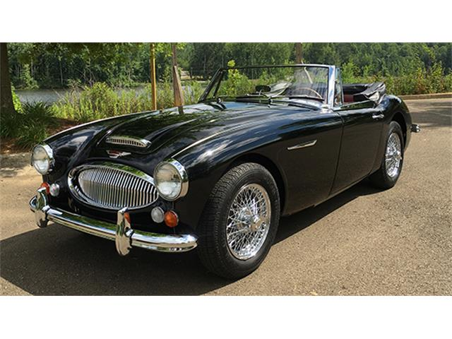 1967 Austin-Healey 3000 MK III BJ8 Sports Convertible | 903812