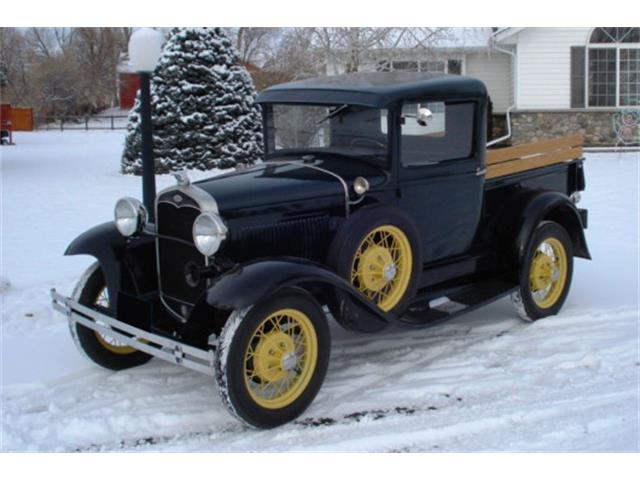1931 Ford Model A | 903817