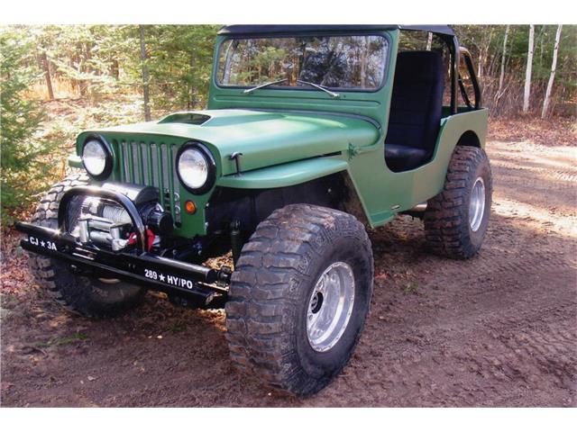 1947 Willys CJ2 | 903822