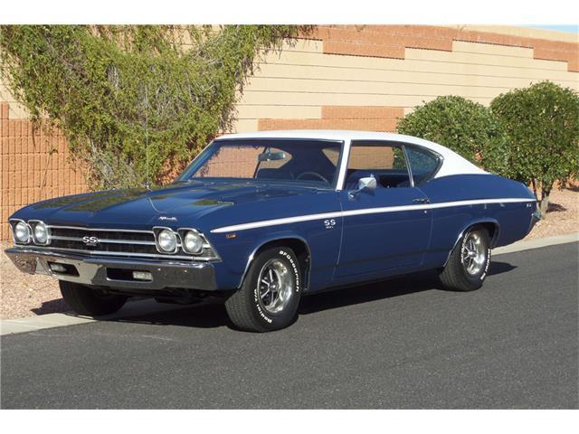 1969 Chevrolet Chevelle SS | 903833