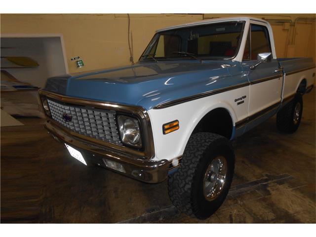 1972 Chevrolet C/K 1500 | 903844