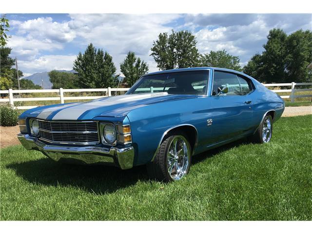 1971 Chevrolet Chevelle SS | 900387