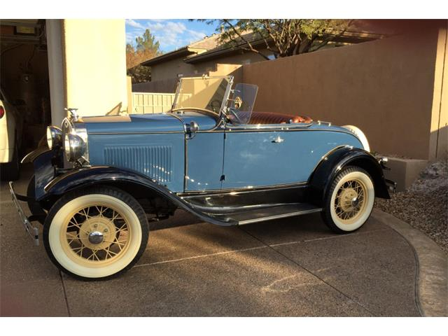 1931 Ford Model A   900388
