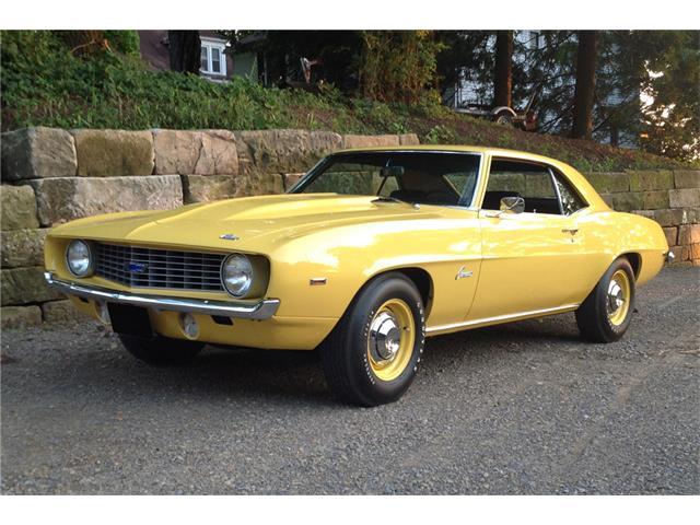 1969 Chevrolet Camaro | 903923