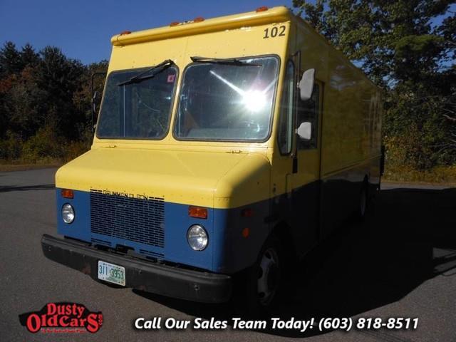 2001 GMC Diesel Grumman Olsen LOW RESERVE | 903948