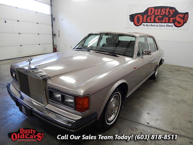 1986 Rolls-Royce Silver Spirit | 903955