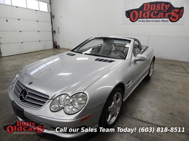 2003 Mercedes-Benz SL500 | 903959