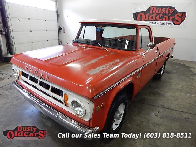 1969 Dodge D200 | 903965