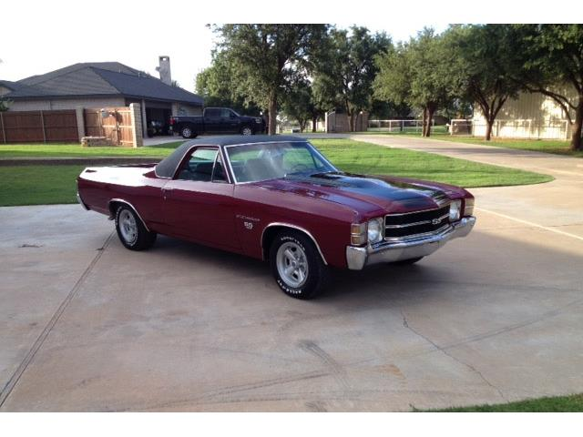 1971 Chevrolet El Camino | 900397