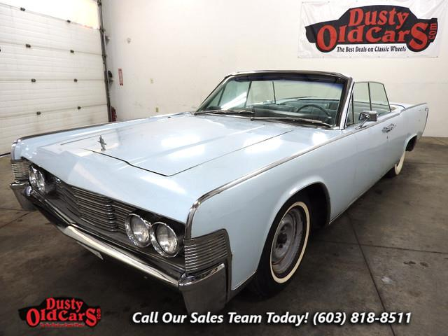 1965 Lincoln Continental   903978