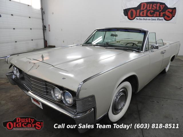 1965 Lincoln Continental | 903982