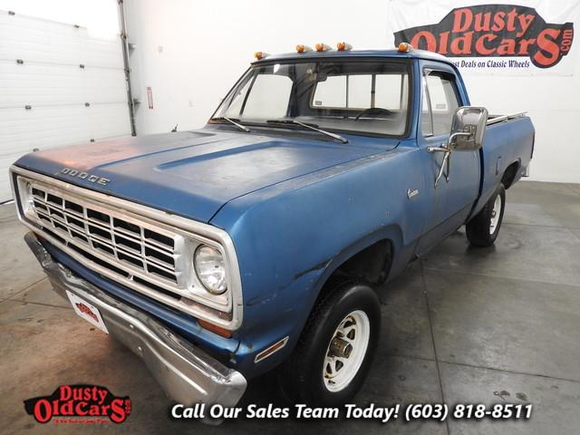1975 Dodge Power Wagon | 903989