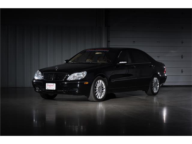 2004 MERCEDES-BENZ S600 | 900401