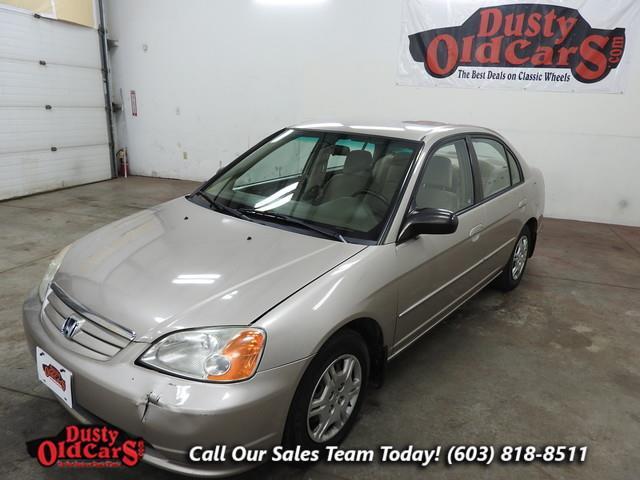 2002 Honda Civic | 904022