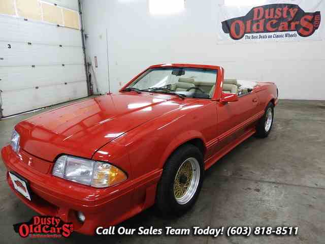 1987 Ford Mustang | 904029