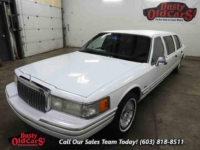1993 Lincoln Premiere   904033