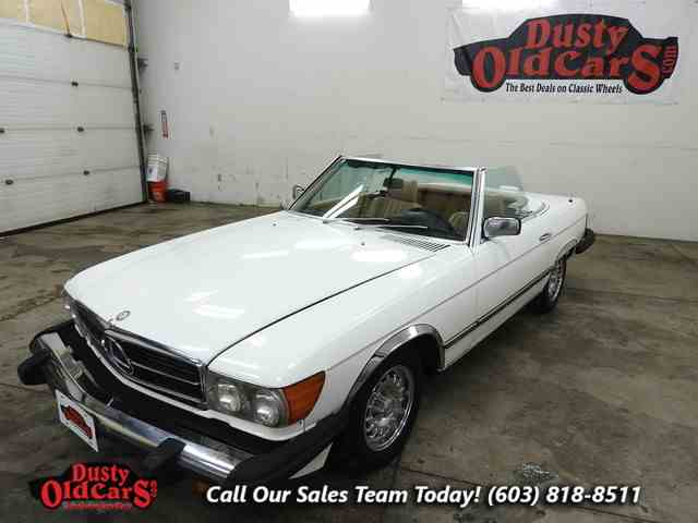 1972 Mercedes-Benz 450SL | 904051