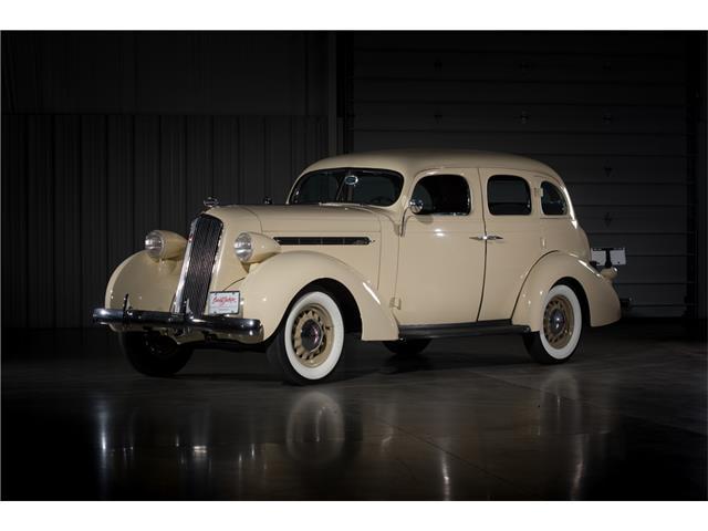 1936 Studebaker Dictator   900406