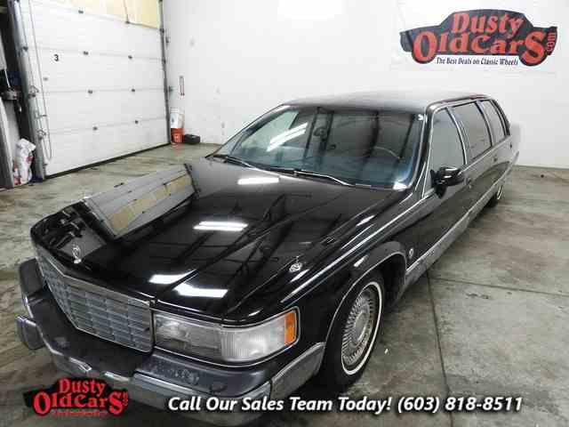1993 Cadillac Fleetwood | 904061
