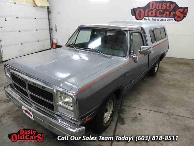 1993 Dodge Truck | 904067