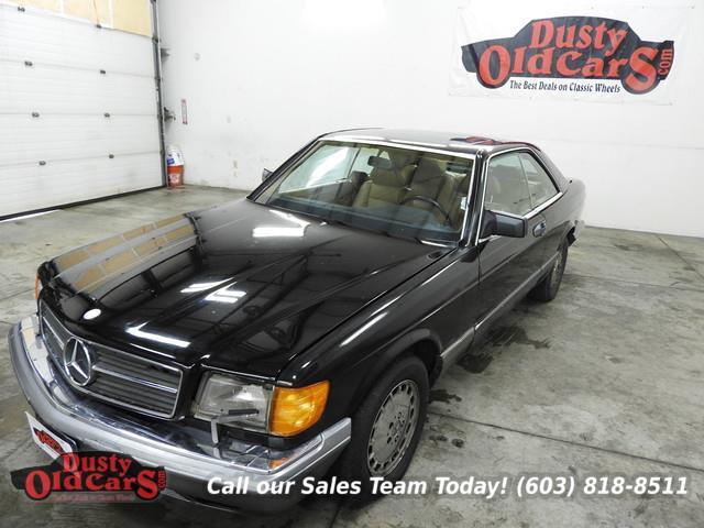 1989 Mercedes-Benz 560SEC | 904090