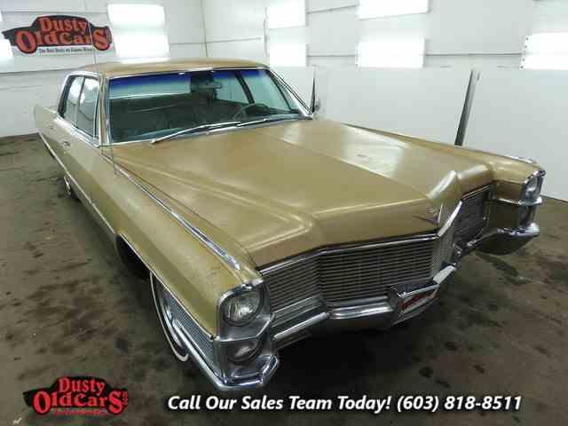 1965 Cadillac Sedan DeVille | 904122