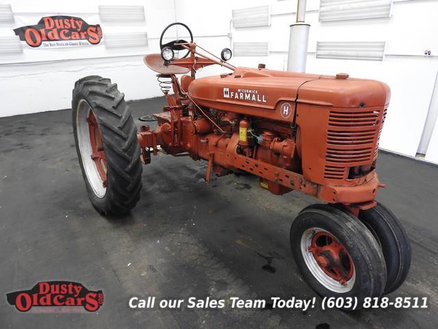 1950 McCormick Farmall | 904124
