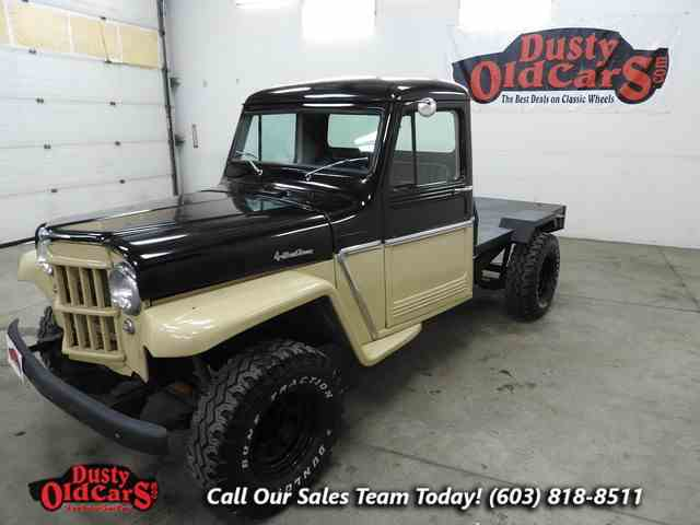 1959 Willys Pickup | 904127