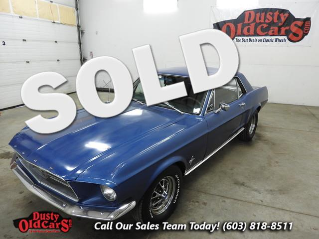 1967 Ford Mustang   904129