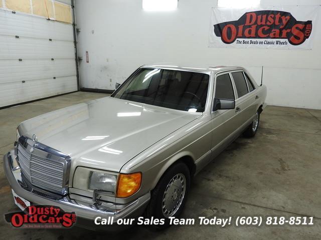 1990 Mercedes-Benz 400 420SEL | 904133