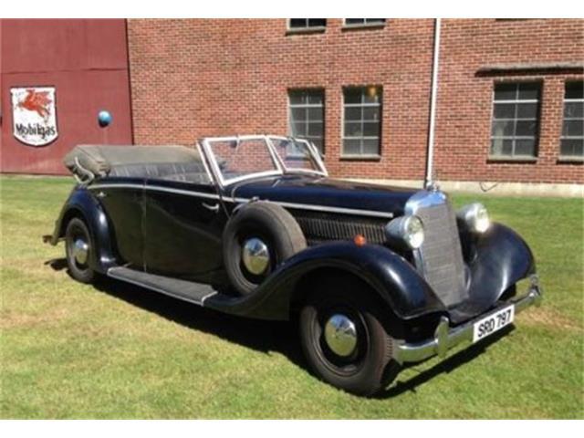 1937 Mercedes-Benz 370 | 904165