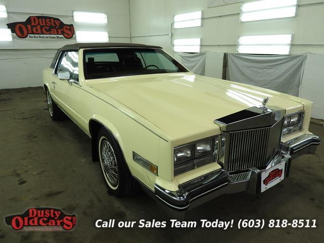 1984 Cadillac Eldorado | 904172