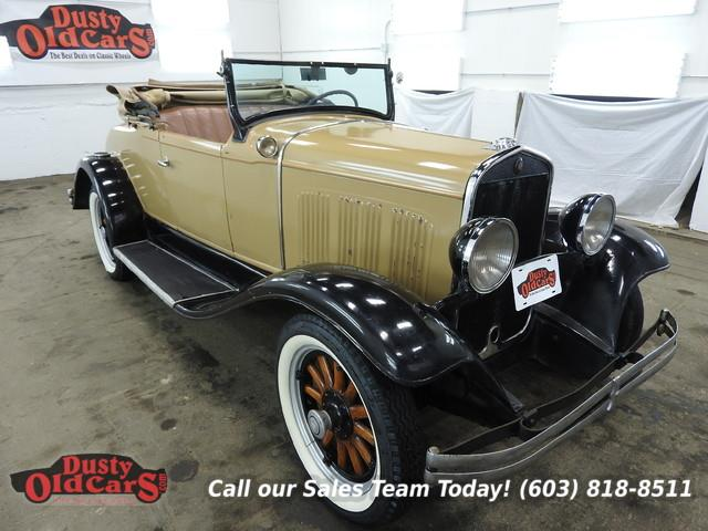 1930 Chrysler Roadster Six | 904189