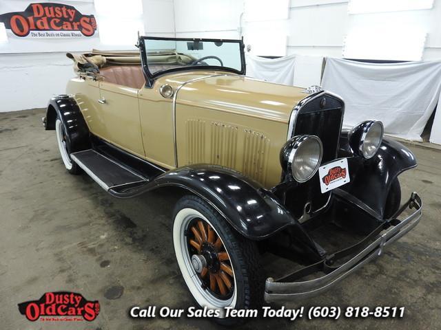 1930 Chrysler Roadster Six | 904189