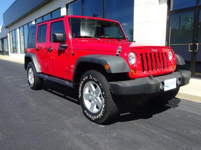2008 Jeep Wrangler | 904209