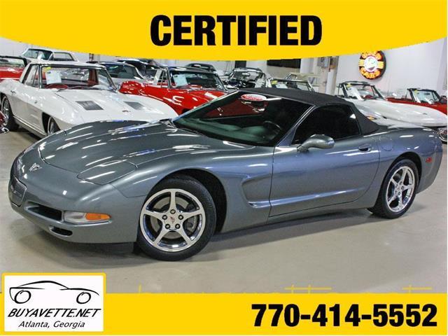 2003 Chevrolet Corvette | 904226