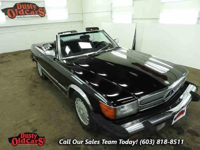 1986 Mercedes-Benz 560SL | 904229