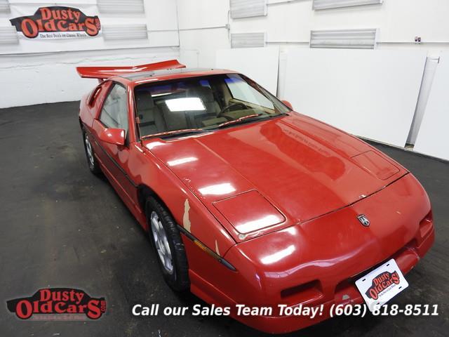 1986 Pontiac Fiero | 904230