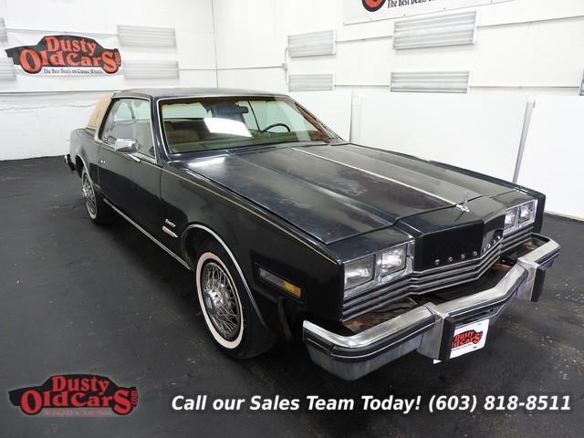 1981 Oldsmobile Toronado   904238