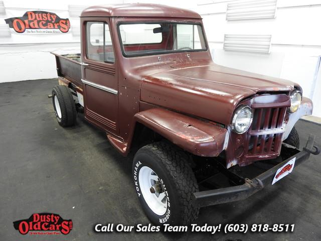 1961 Willys Jeep | 904256