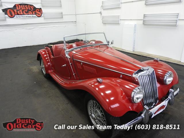 1954 MG TF | 904257