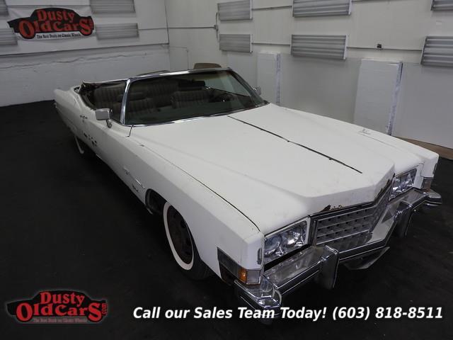 1973 Cadillac Eldorado | 904259