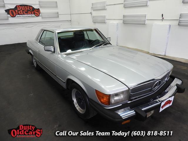 1978 Mercesdes-Benz 450 SLC | 904272