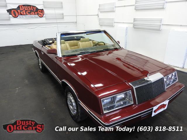 1982 Chrysler LeBaron | 904275