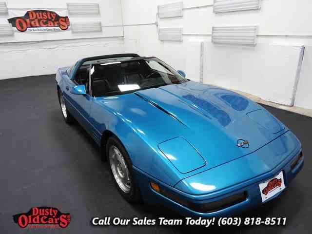 1993 Chevrolet Corvette | 904287