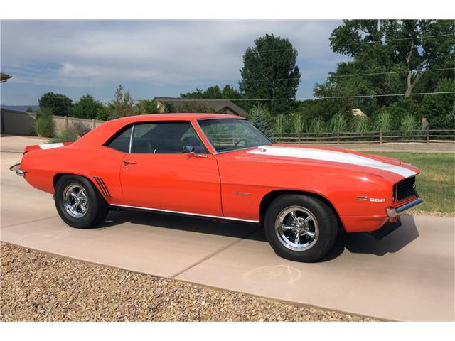 1969 Chevrolet Camaro | 900429