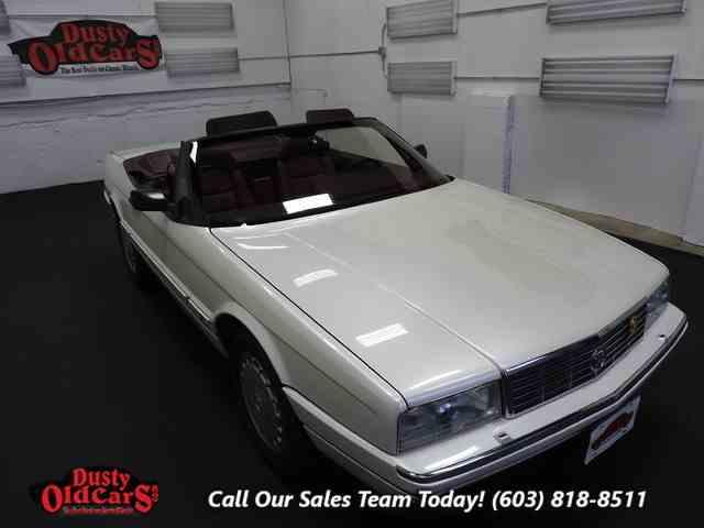 1989 Cadillac Allante | 904290