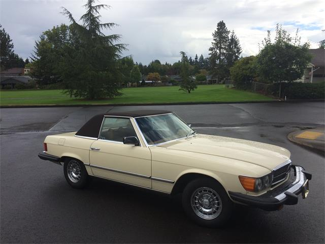 1979 Mercedes-Benz 450SL | 900043