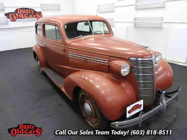 1938 Chevrolet Master HB | 904306